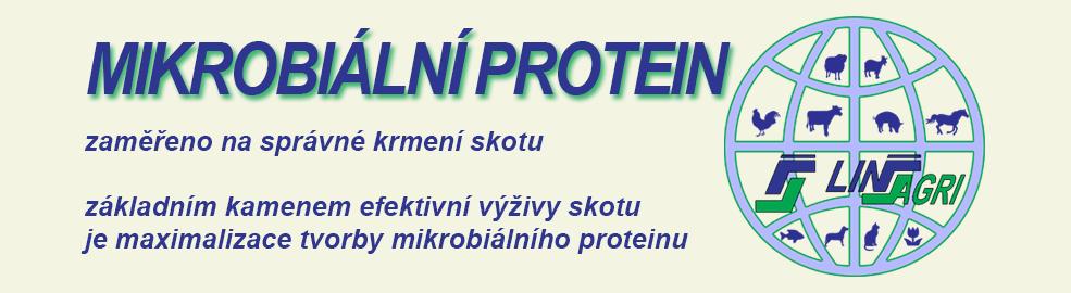 Mikrobiální protein
