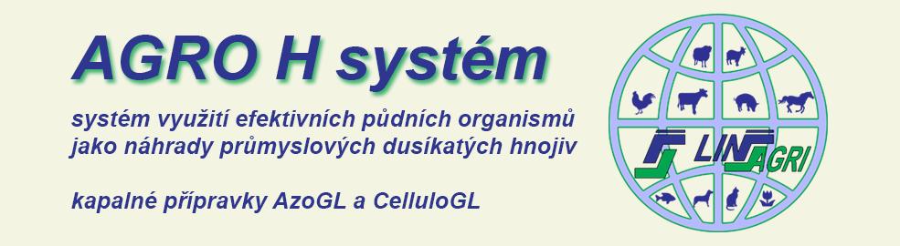 (Česká republika) AGRO H systém